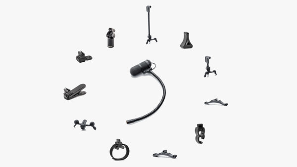 DPA d:vote™ 4099 Instrument Microphone